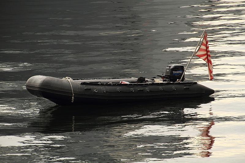特別機動船